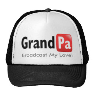 grandpa, Broadcast My Love! Cap