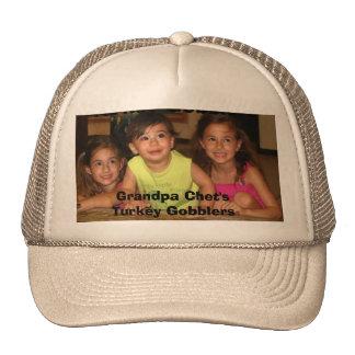 Grandpa Chet's Turkey Gobblers Cap