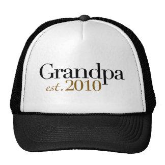 Grandpa Est 2010 Hat