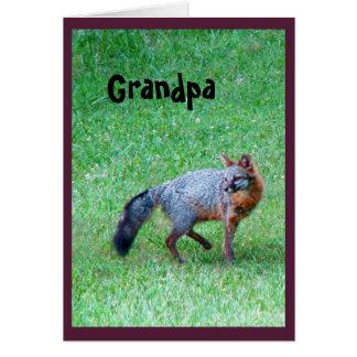 Grandpa Father's Day Greeting Card