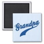 Grandpa Gift Square Magnet