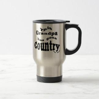 grandpa gone country yeehaw mug