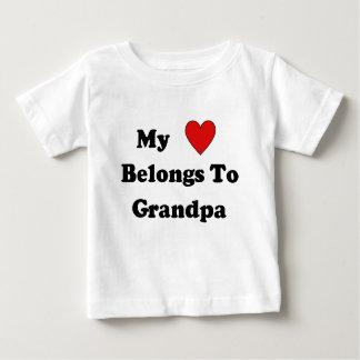 Grandpa Love Tee Shirt