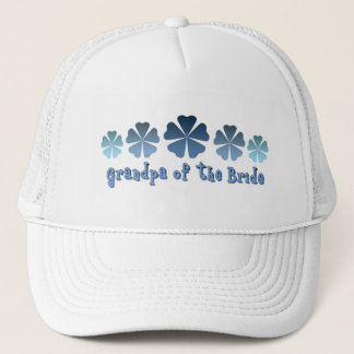 Grandpa of the Bride Trucker Hat