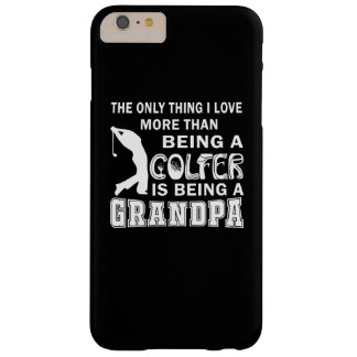 Grandpa Over Golf Barely There iPhone 6 Plus Case