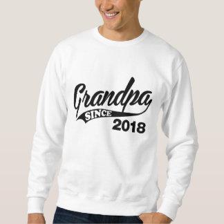 Grandpa Since 2018 Sweatshirt