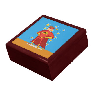 Grandpa Superhero, Grandparents Day Gift Box