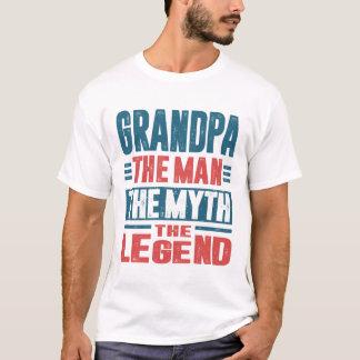 Grandpa The Man The Myth T-Shirt