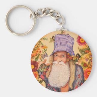 GRANDPA WOODSTOCK Keychain