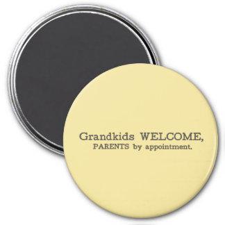 Grandparent gift magnet