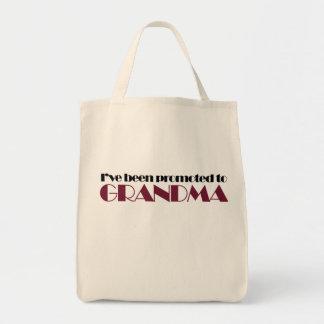 Grandparent humor for Grandma Tote Bag