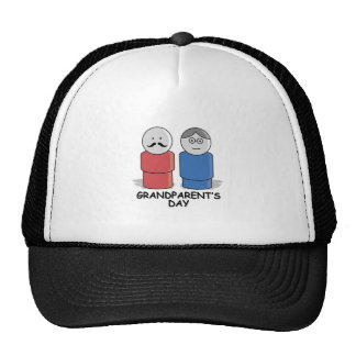 Grandparent s Day Trucker Hats