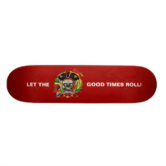 Grandparent Skate Board