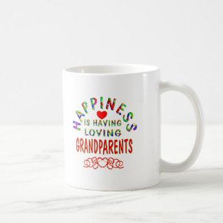 Grandparents Happiness Coffee Mug
