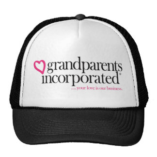 Grandparents Incorporated Hat