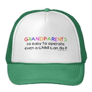 Grandparents Love Cap