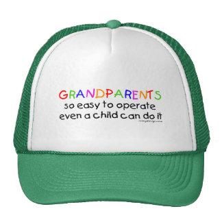 Grandparents Love Trucker Hats