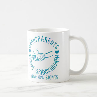 Grandparents Raising Grandchildren Coffee Mug