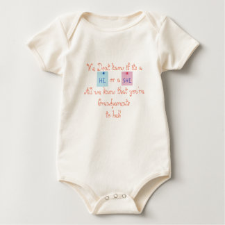 Grandparents to be baby bodysuit
