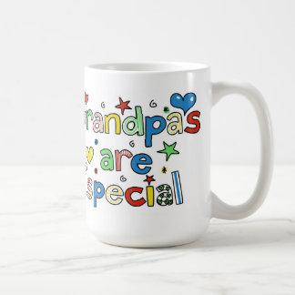 Grandpas are Special Basic White Mug