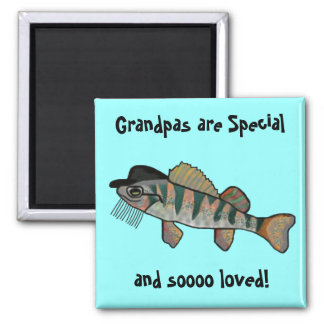 Grandpas are Special Magnet
