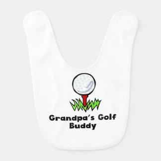 Grandpa's Golf Buddy Bib
