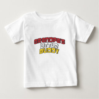 GRANDPA'S LITTLE BUDDY BABY T-Shirt