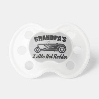 Grandpa's Little Hot Rodder HotRod Grandchild Car Dummy