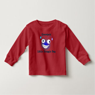 Grandpa's Little Snuggle Bug Toddler T-Shirt