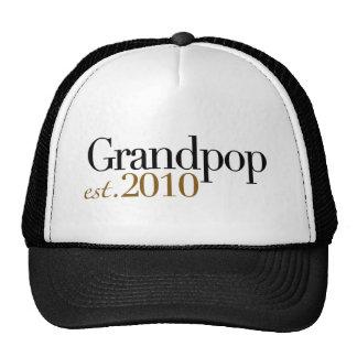Grandpop Est 2010 Trucker Hat
