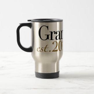 Grandpop Est 2010 Mug