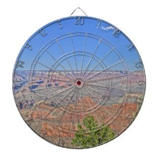 Grands Canyon Peaks in Arizona Dartboards