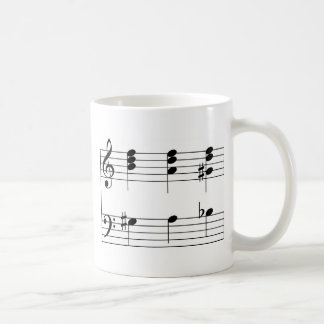 grandstaff grand staff lines music notes coffee mug