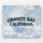 Granite Bay California Mouse Pad