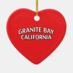 Granite Bay California Ornaments