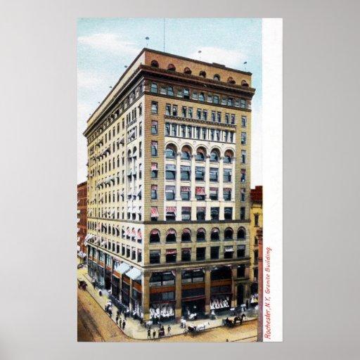 Granite Building Print