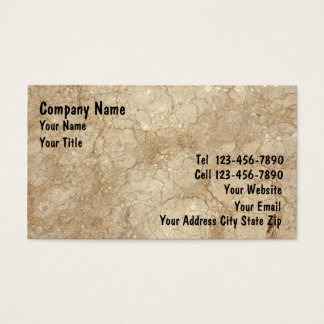 Granite Business Cards_1 Business Card