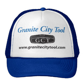 Granite City Tool Hat