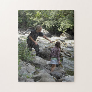 Granite Falls River Jigsaw Puzzle