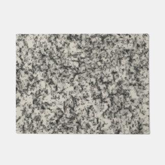 granite marble texture printe doormat