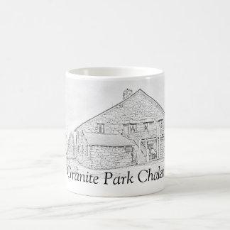 Granite Park Chalet Commemorative Mug
