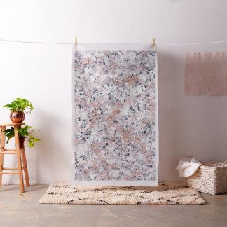 Granite pattern fabric