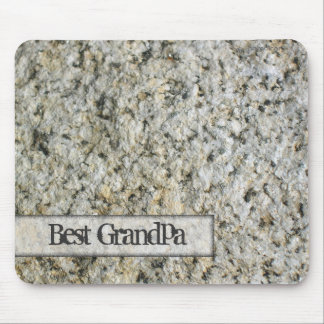 Granite Personalized Mouse Pad
