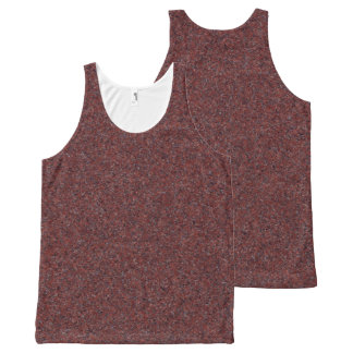 GRANITE RED 1 All-Over PRINT TANK TOP