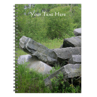 Granite Rocks Nature Notebook