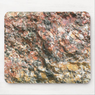 Granite Stone Look Photography Mouse Mat