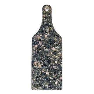 Granite Stone Pattern Glass Cutting Board