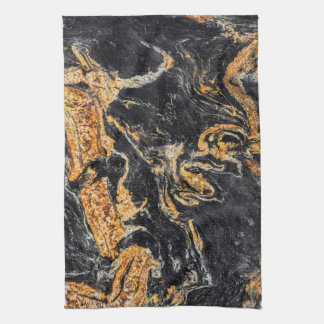 Granite Stone Pattern Kitchen Towel