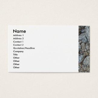 Granite Stones Business Card