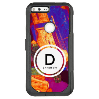 Granite Thin Section with Gypsum Plate Monogram OtterBox Commuter Google Pixel XL Case